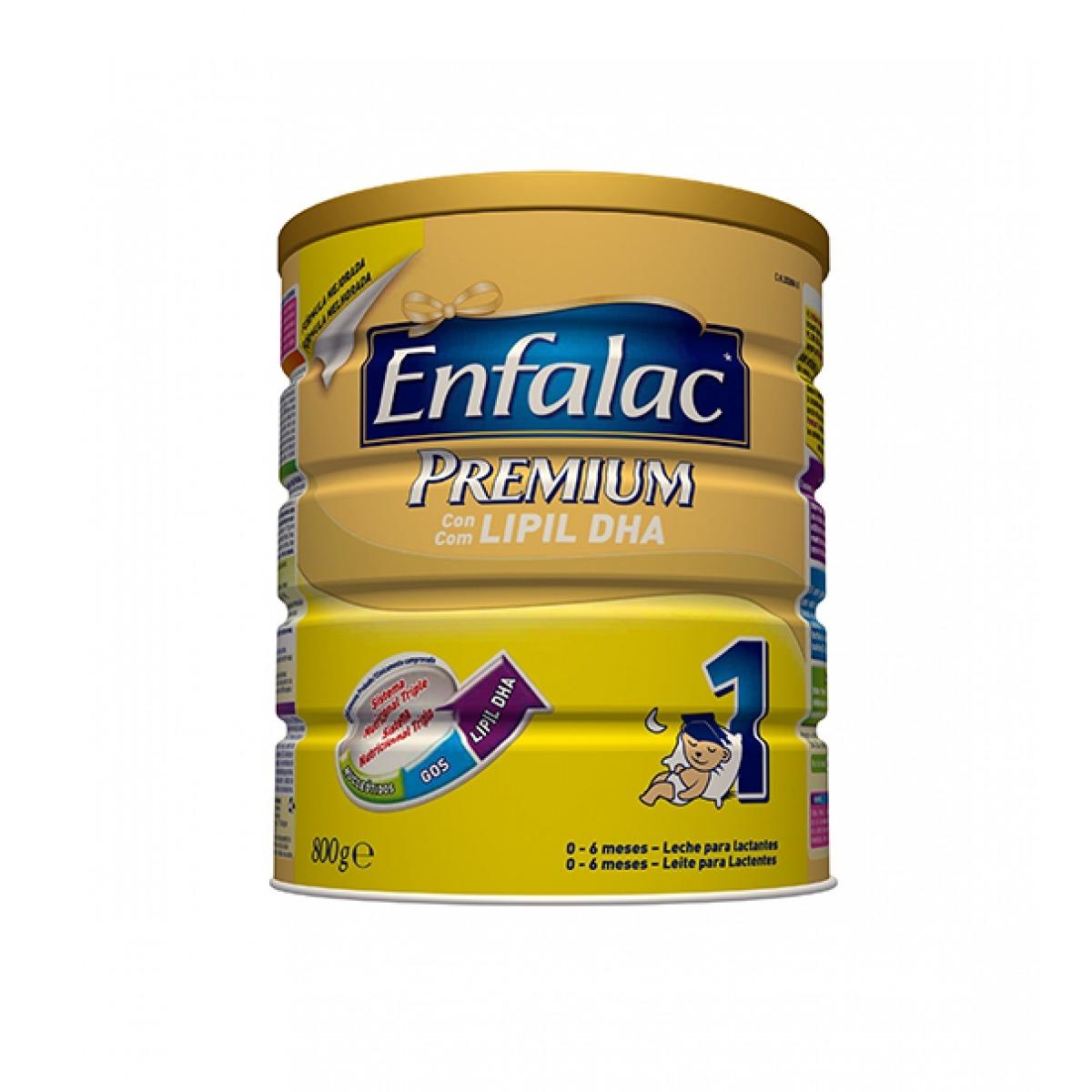 ENFALAC 1 PREMIUM LECHE DE INICIO 800 G.