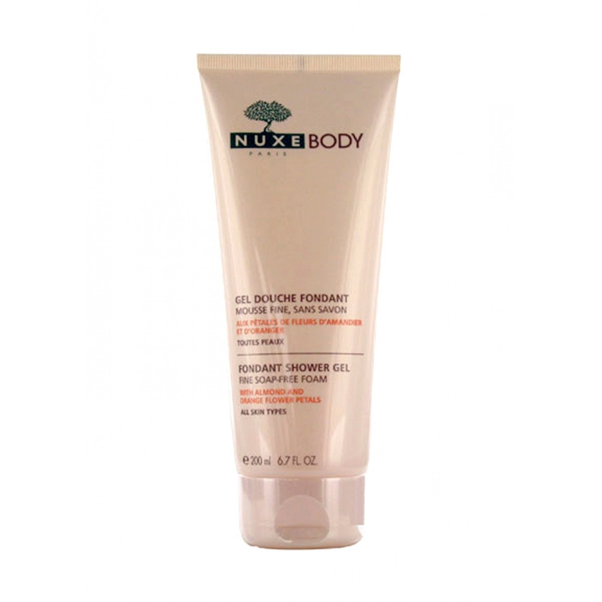 NUXE BODY GEL DOUCHE DELICIEUX 200 ML