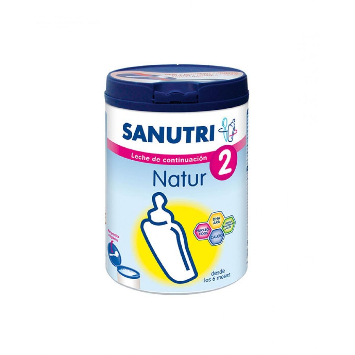 SANUTRI NATUR 2 800 G.
