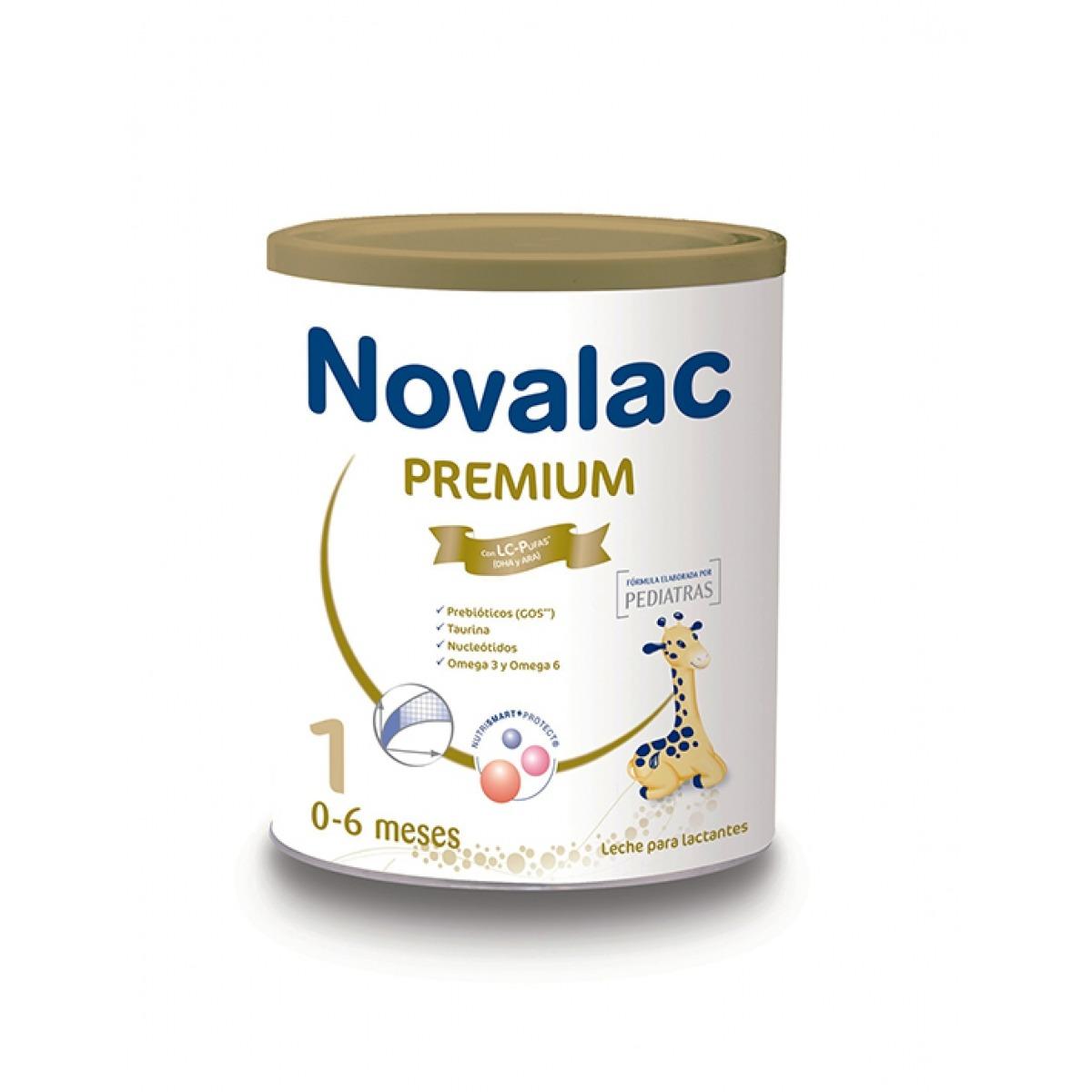 NOVALAC PREMIUM 1 LECHE DE INICIO 800 G.