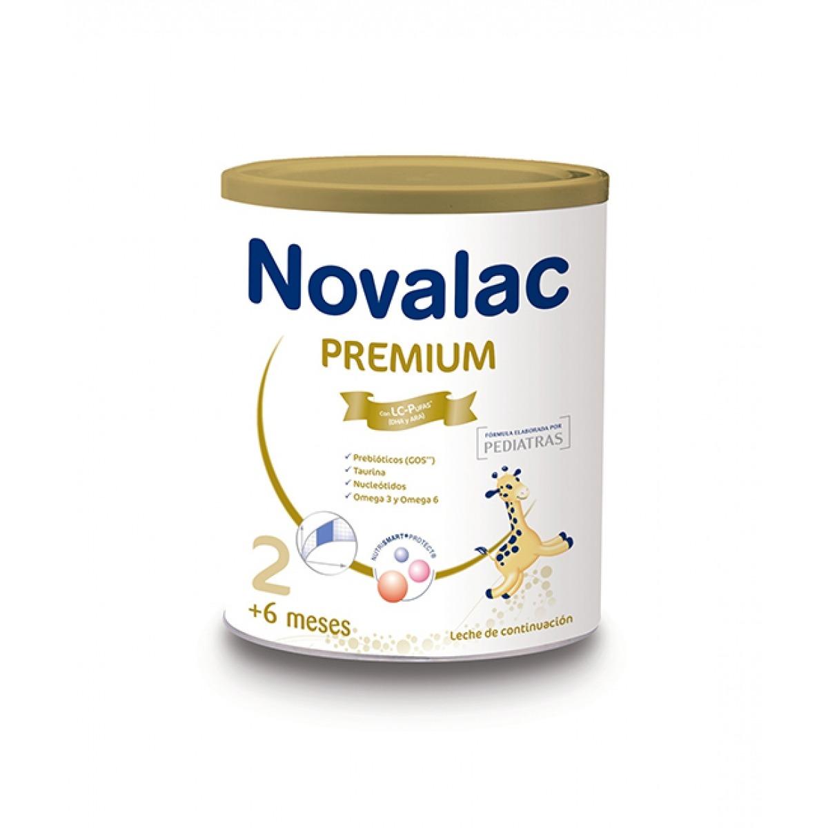 NOVALAC PREMIUM 2 LECHE DE CONTINUACIN 800 G.