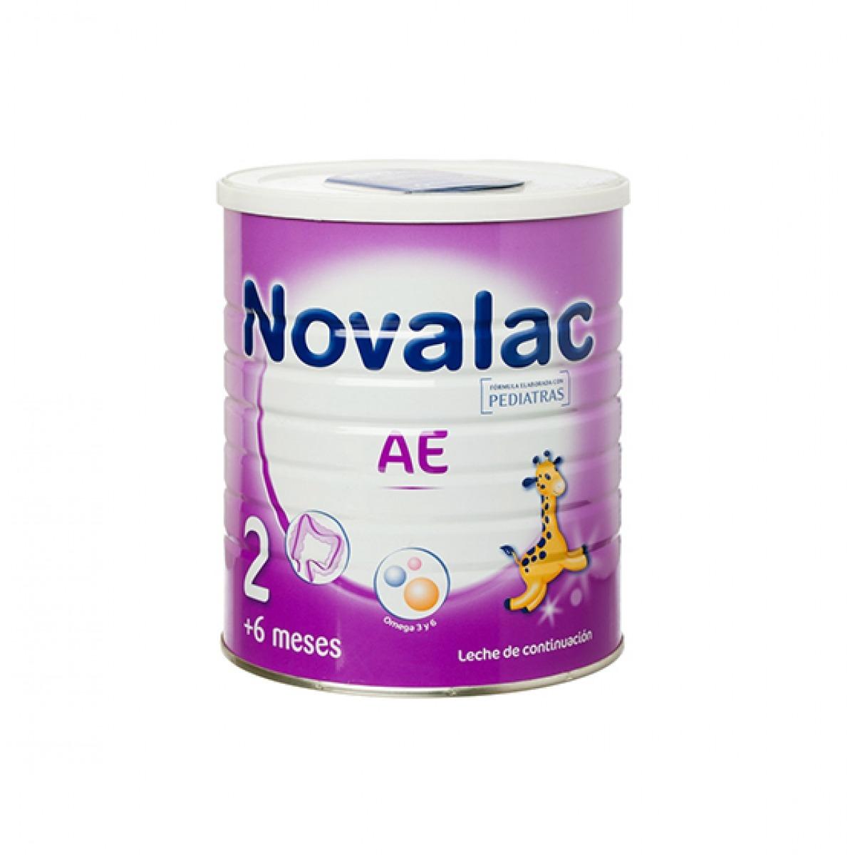 NOVALAC AE 2 LECHE DE CONTINUACIN 800 G.
