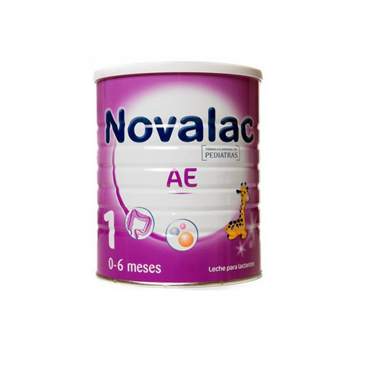 NOVALAC AE 1 LECHE DE INICIO 800 G.