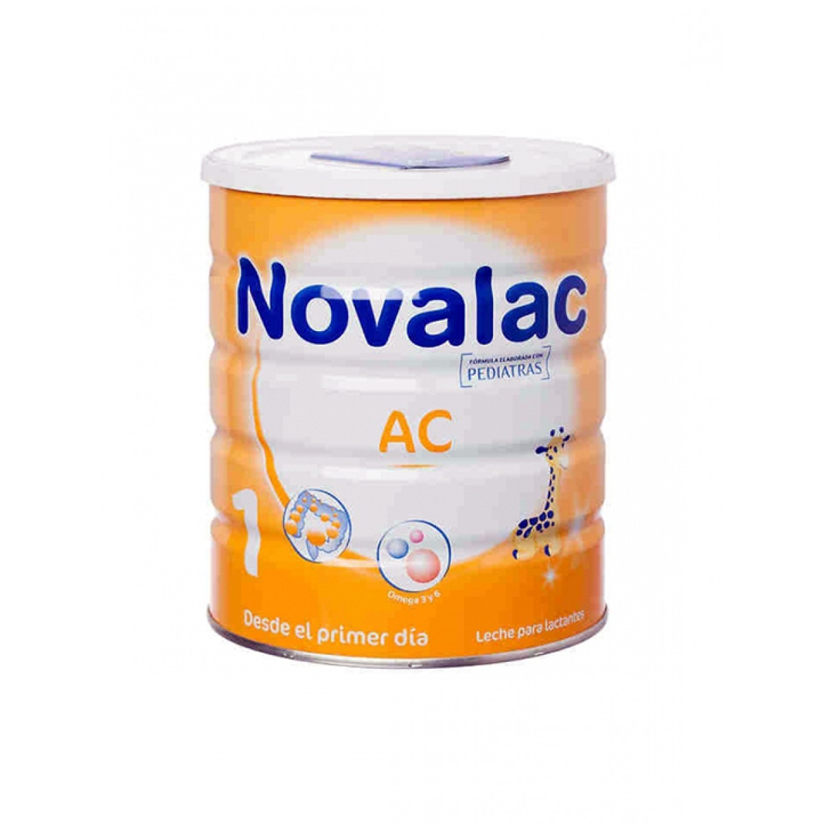 NOVALAC AC 1 LECHE DE INICIO 800 G.