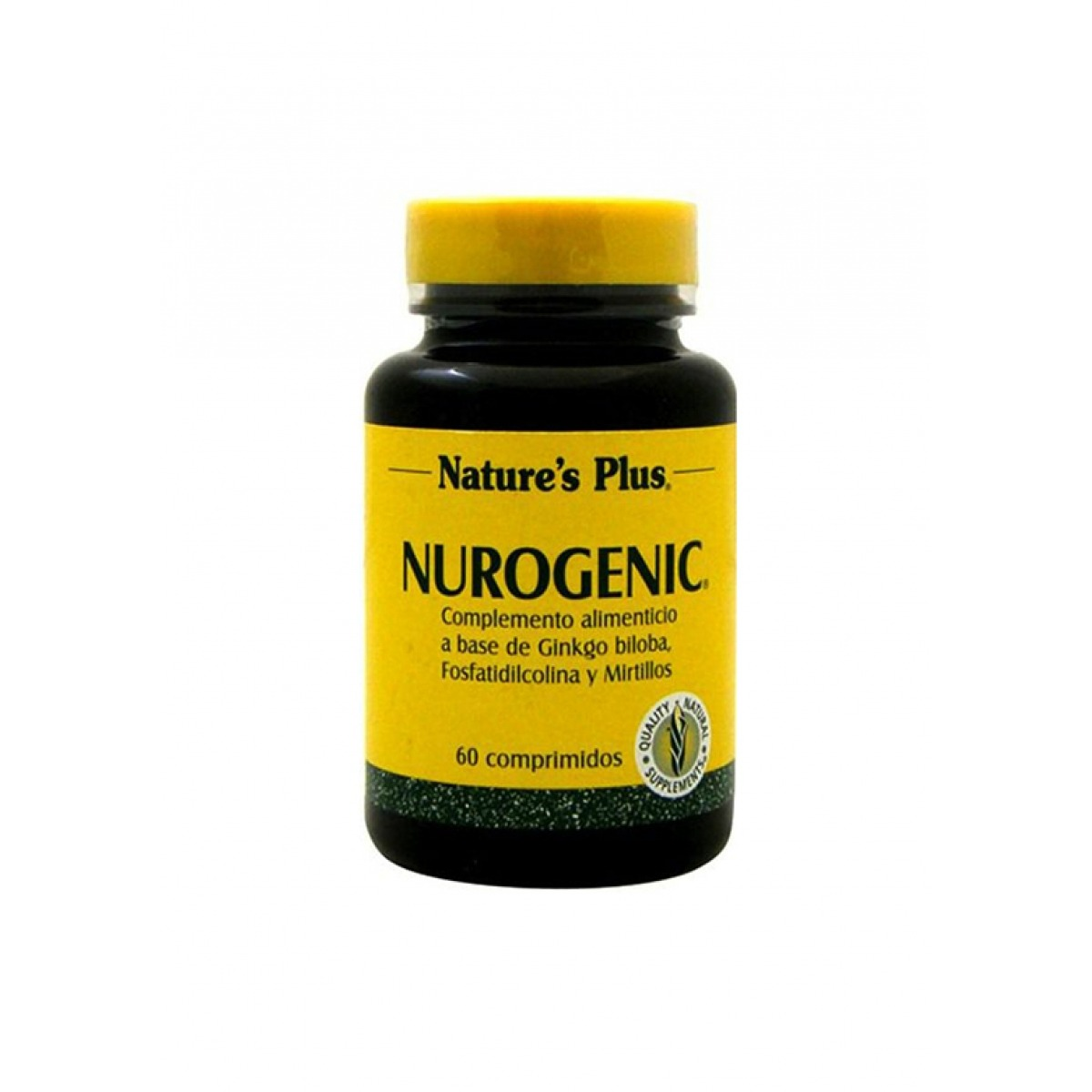NATURES PLUS NUROGENIC 60 COMPRIMIDOS.