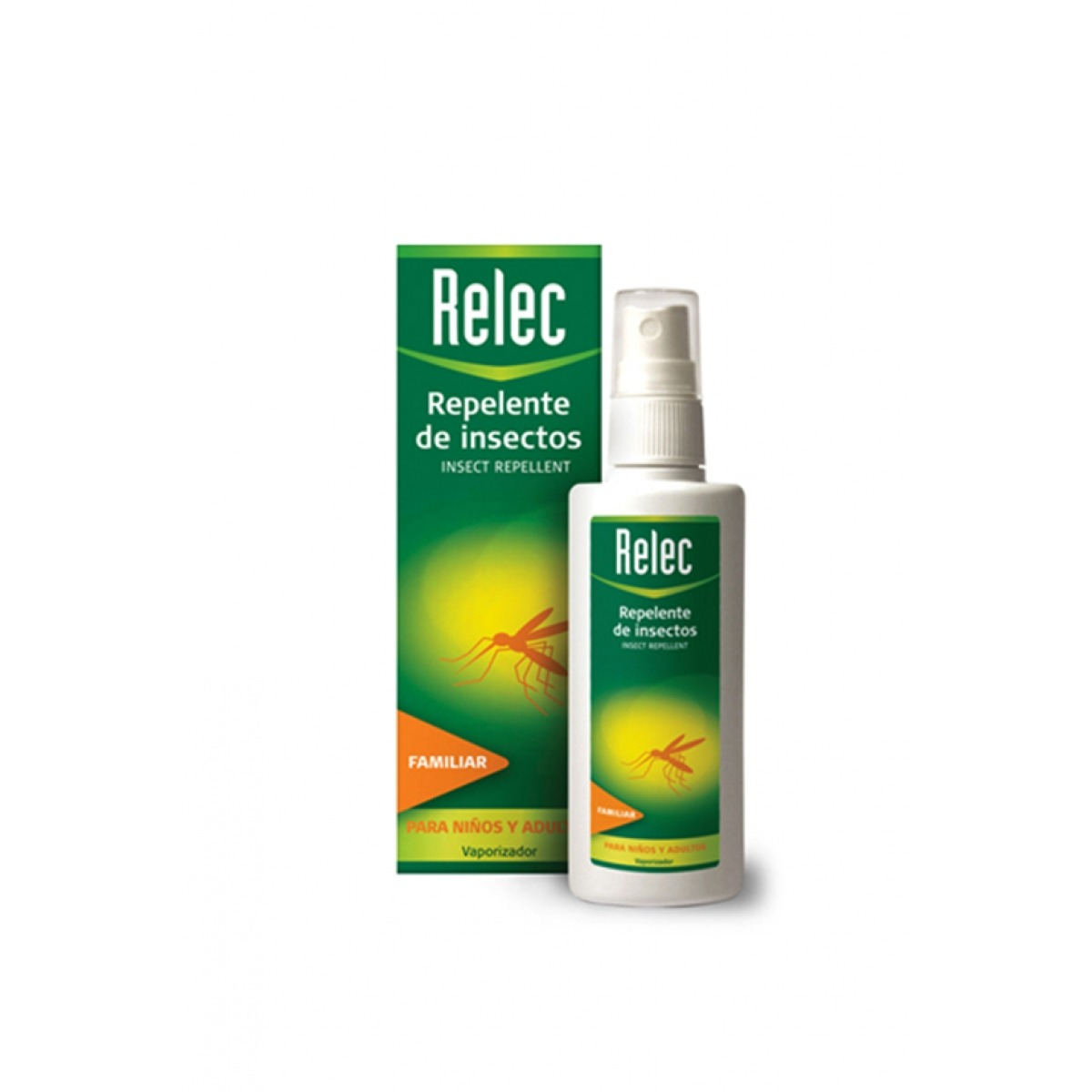RELEC FAMILIAR REPELENTE DE INSECTOS SPRAY 50 ML