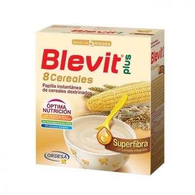 BLEVIT PLUS SUPERFIBRA 8 CEREALES 600 G
