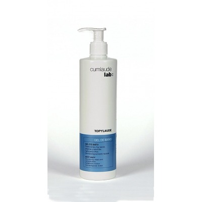 CUMLAUDE LAB: TOPYLAUDE GEL DE BAÑO 400 ML