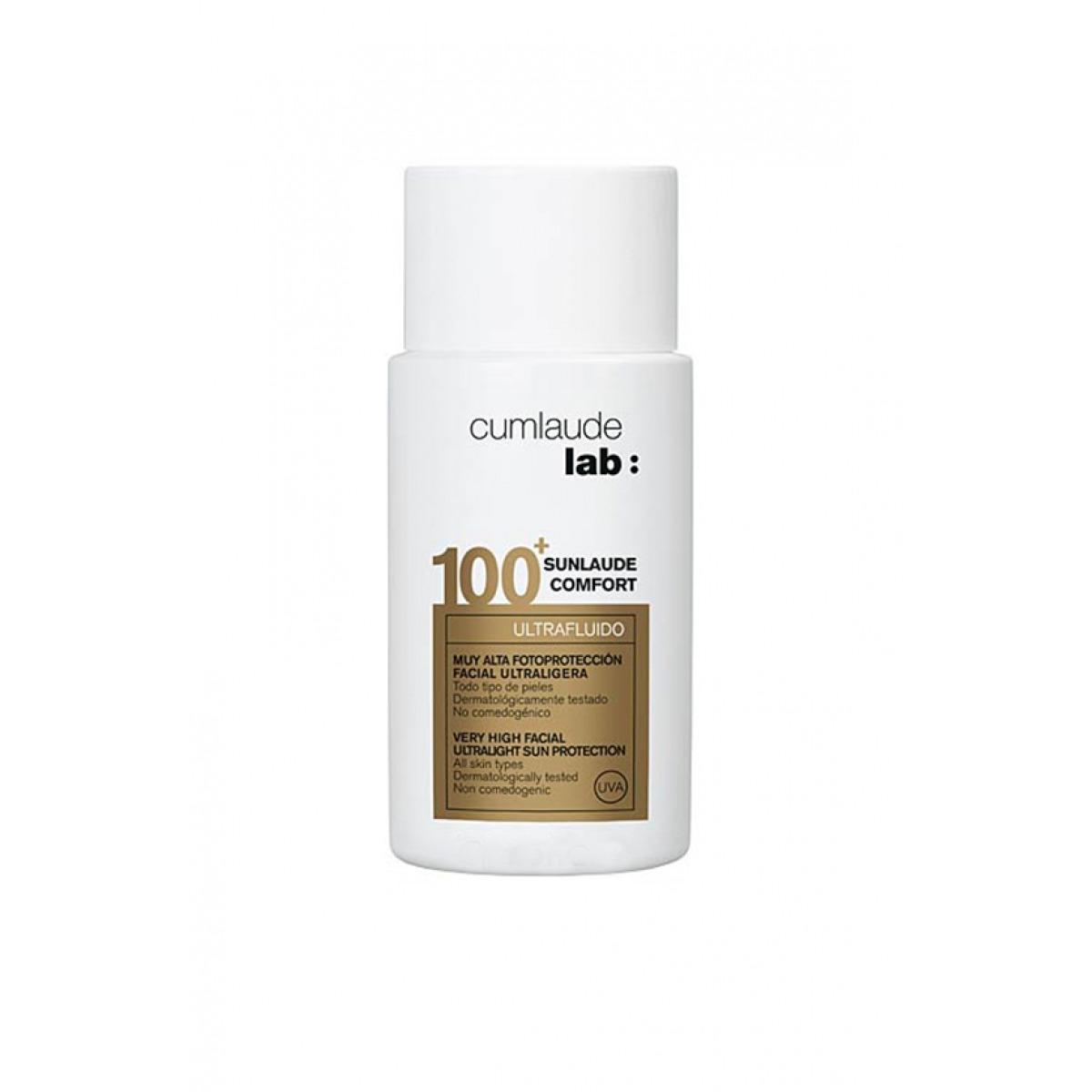 SUNLAUDE COMFORT IP 100 75 ML.