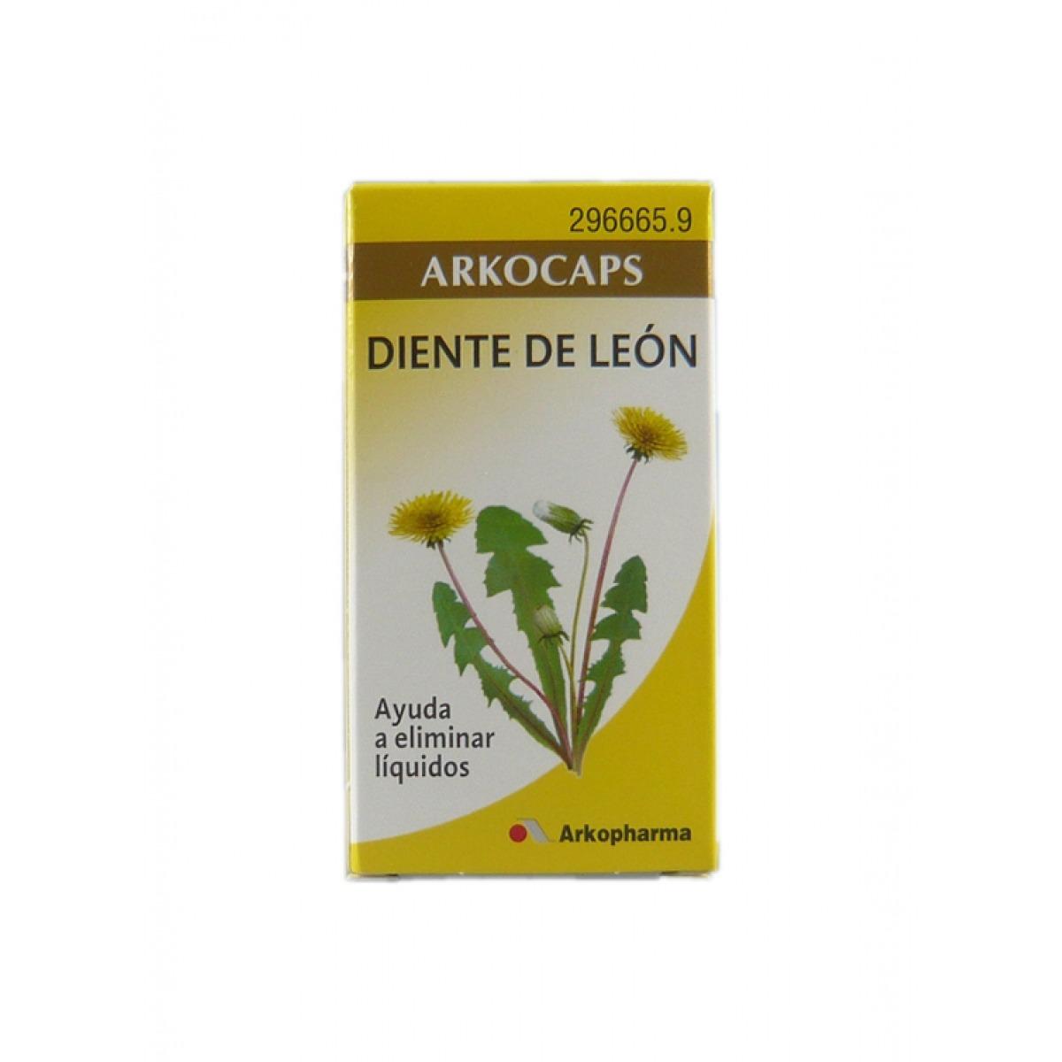 ARKOCAPSULAS DIENTE DE LEON 50CAP.
