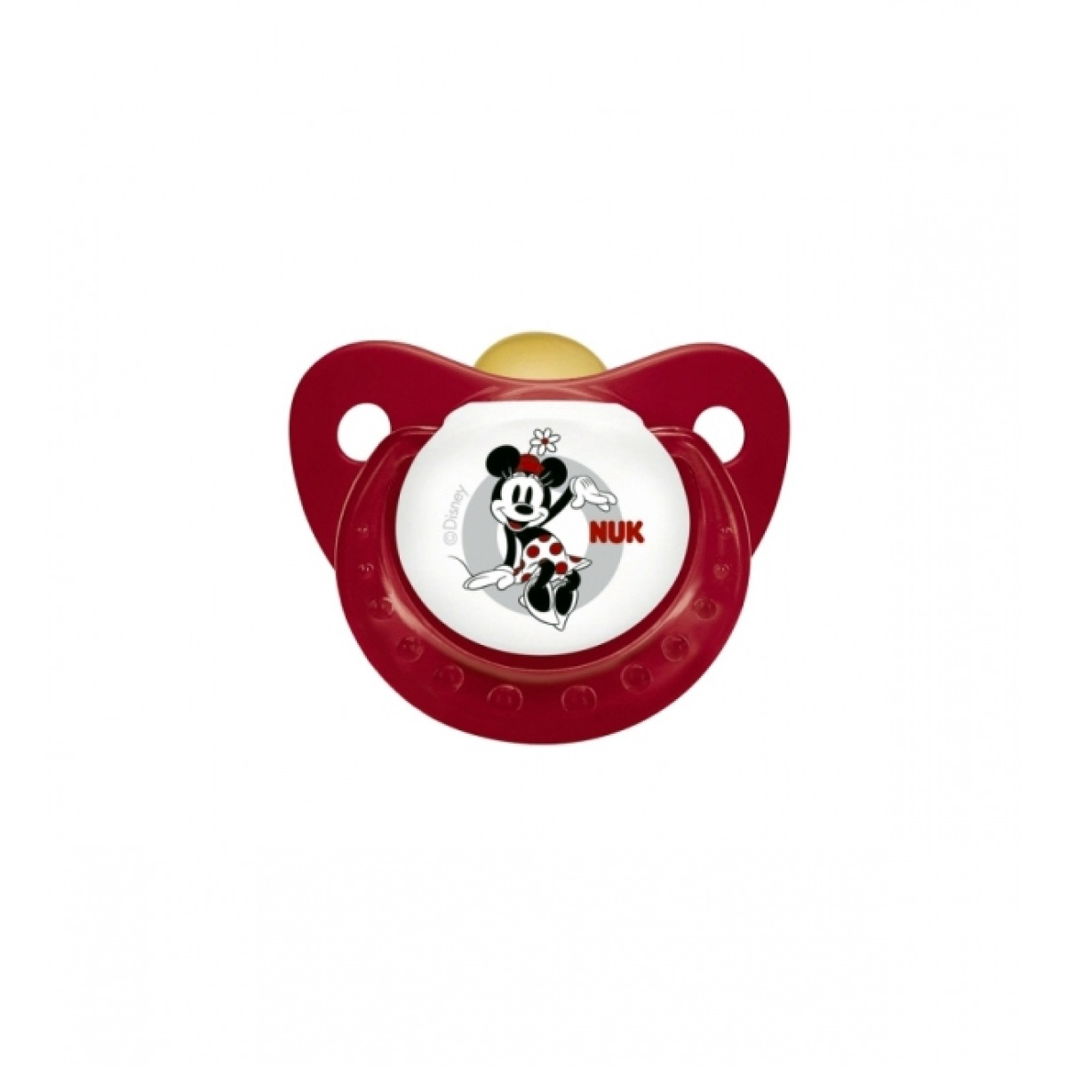 NUK CHUPETE FIRST CHOICE LTEX MICKEY MOUSE TALLA 2 6 18 MESES BLSTER 1 U.
