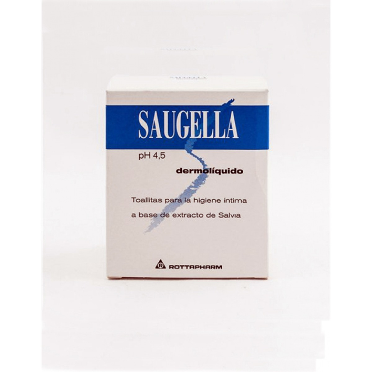SAUGELLA DERMOLIQUIDO 10 TOALLITAS.