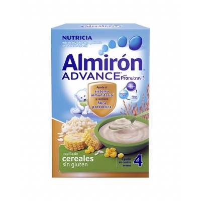 ALMIRN ADVANCE CEREALES SIN GLUTEN 600 G.