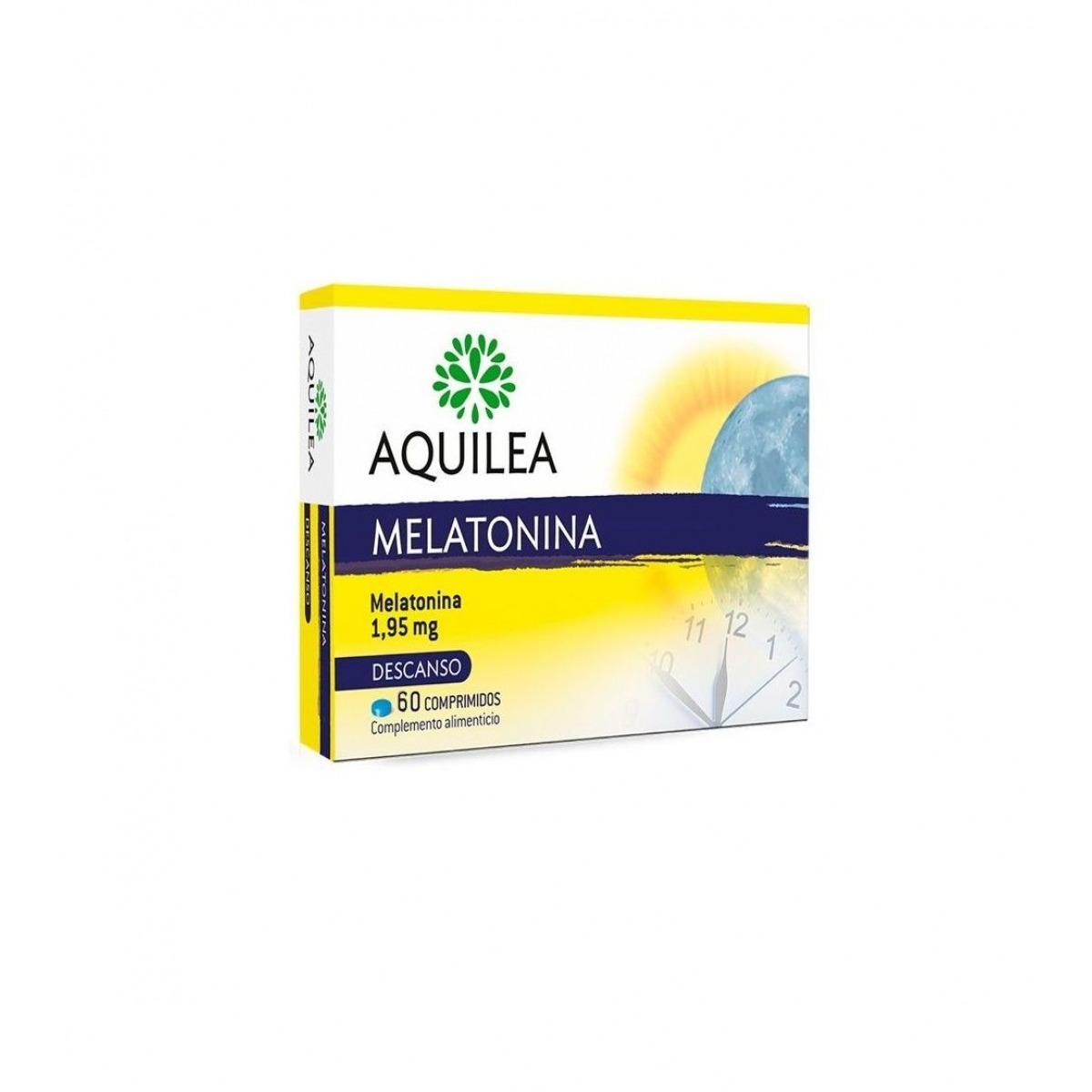 AQUILEAMELATONINA1.95MG60COMP I1