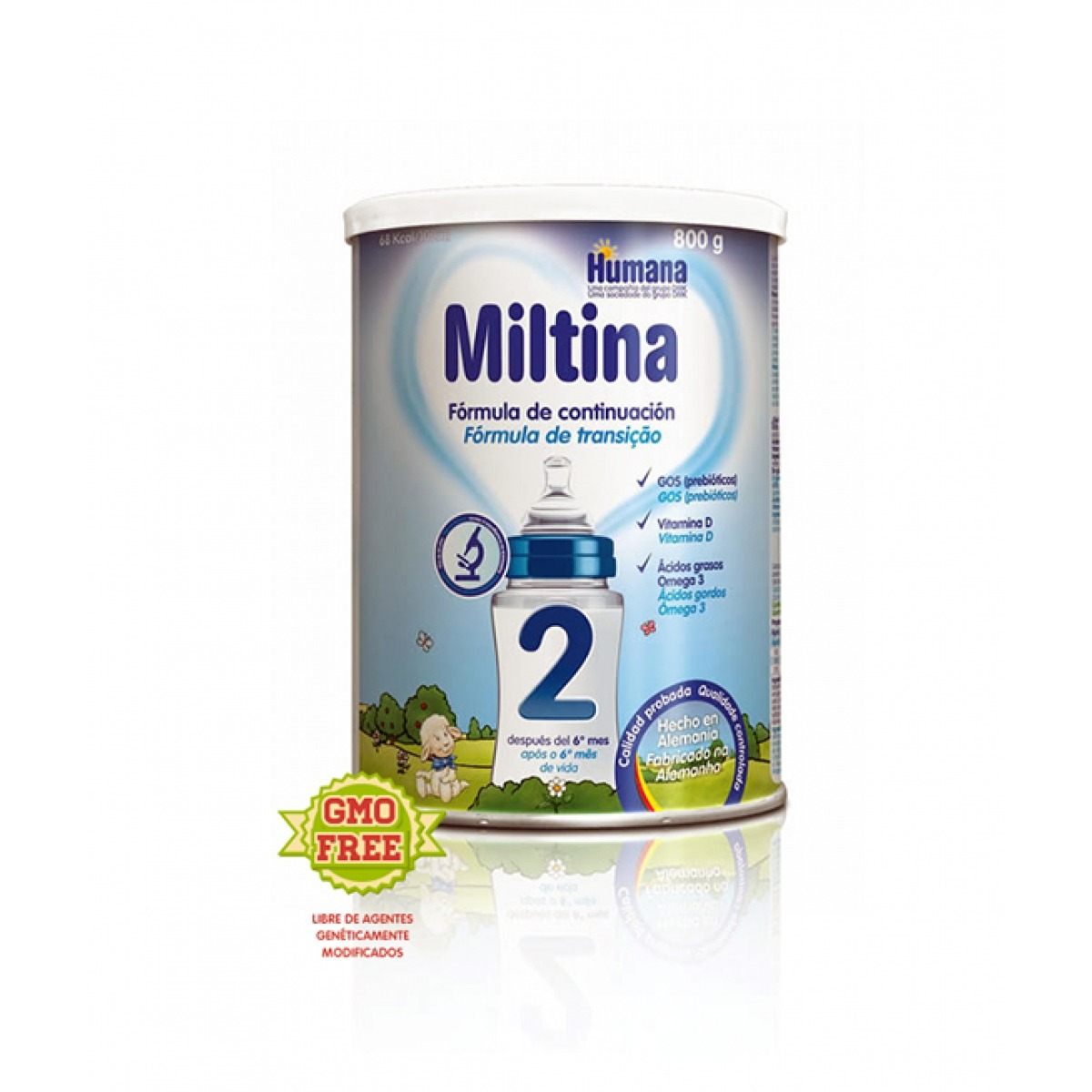 MILTINA 2 800 G.