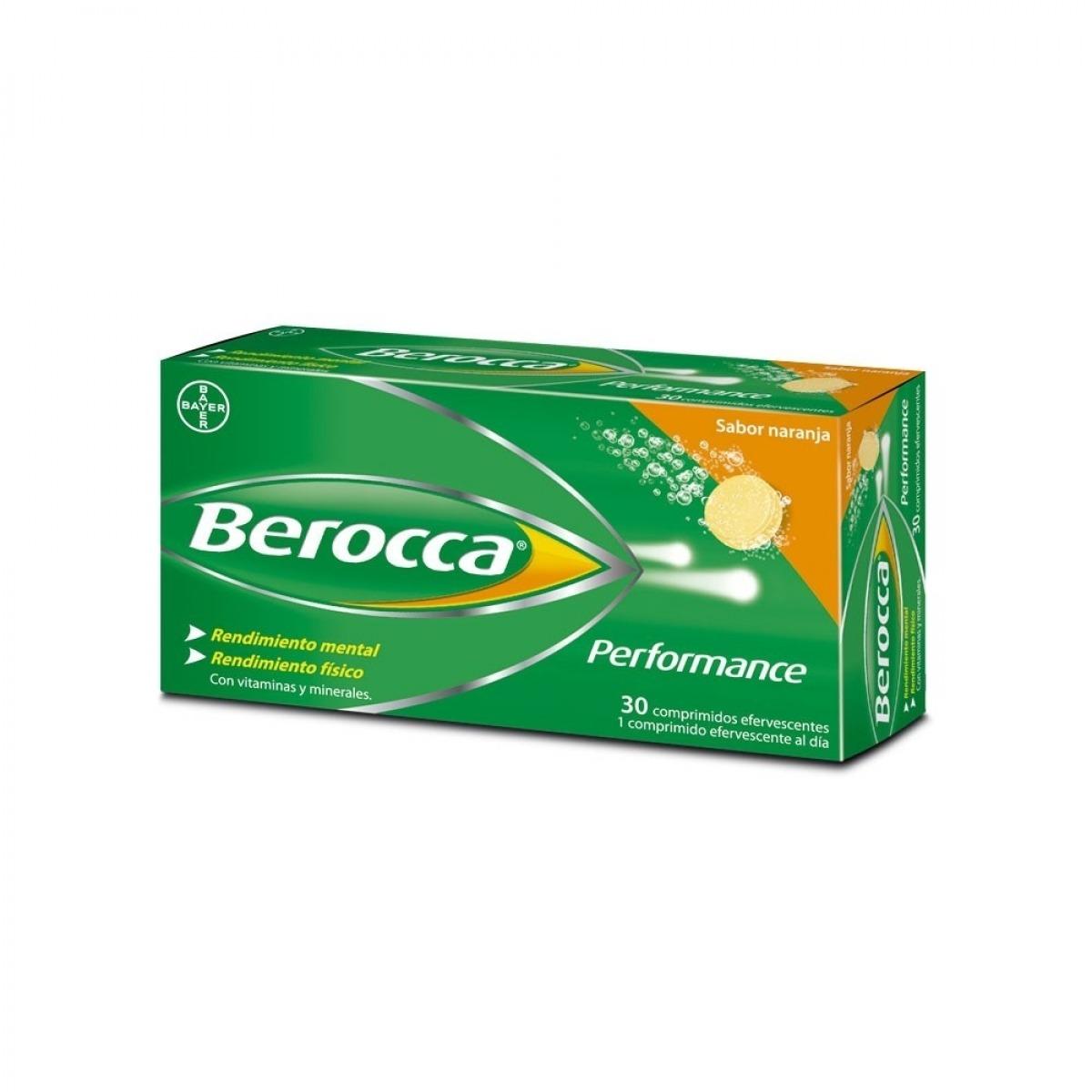 BEROCCANARANJA30COMPRIMIDOSEFERVESCENTES I1