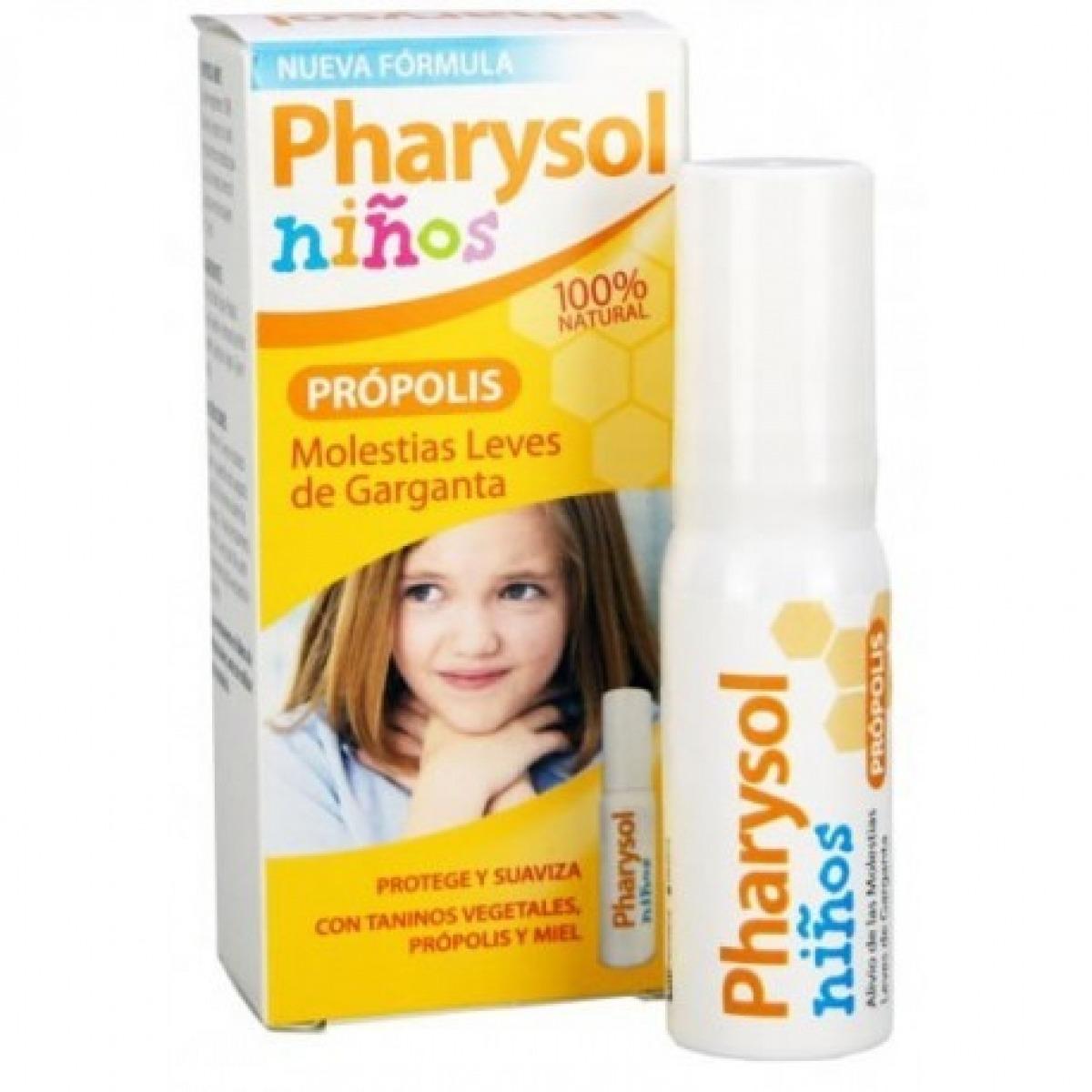 Pharysol Ninos Propolis 20 Ml