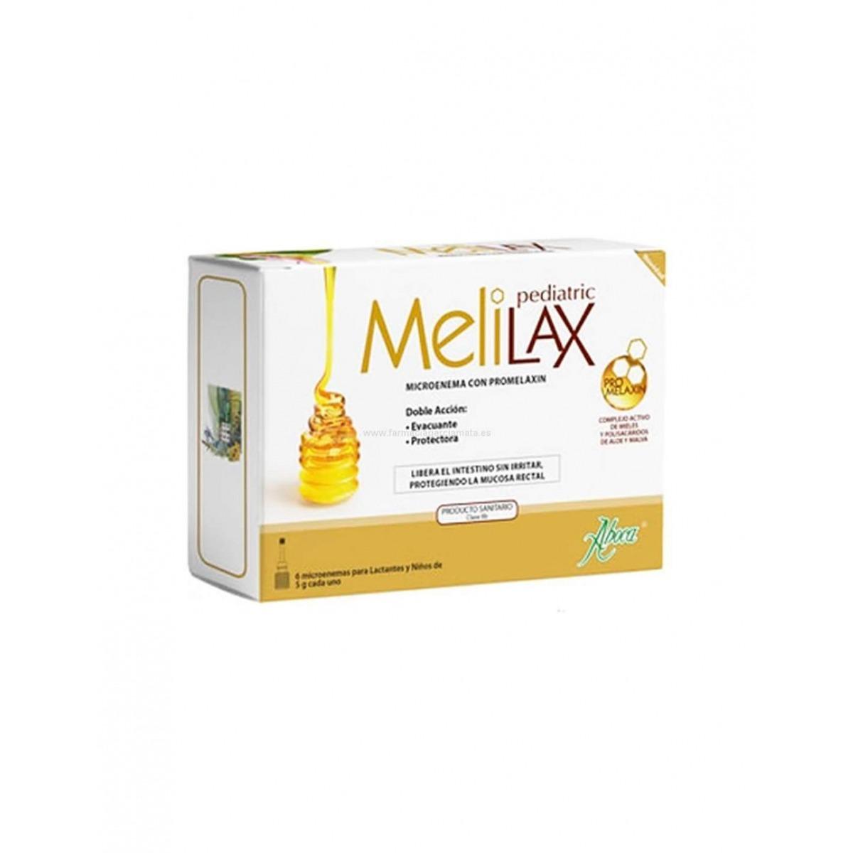 MELILAXPEDIATRICMICROENEMAS5G6UNIDADES I1