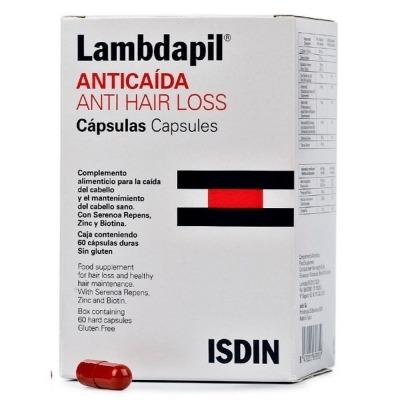 LAMBDAPIL ANTICAIDA 60 CAPS