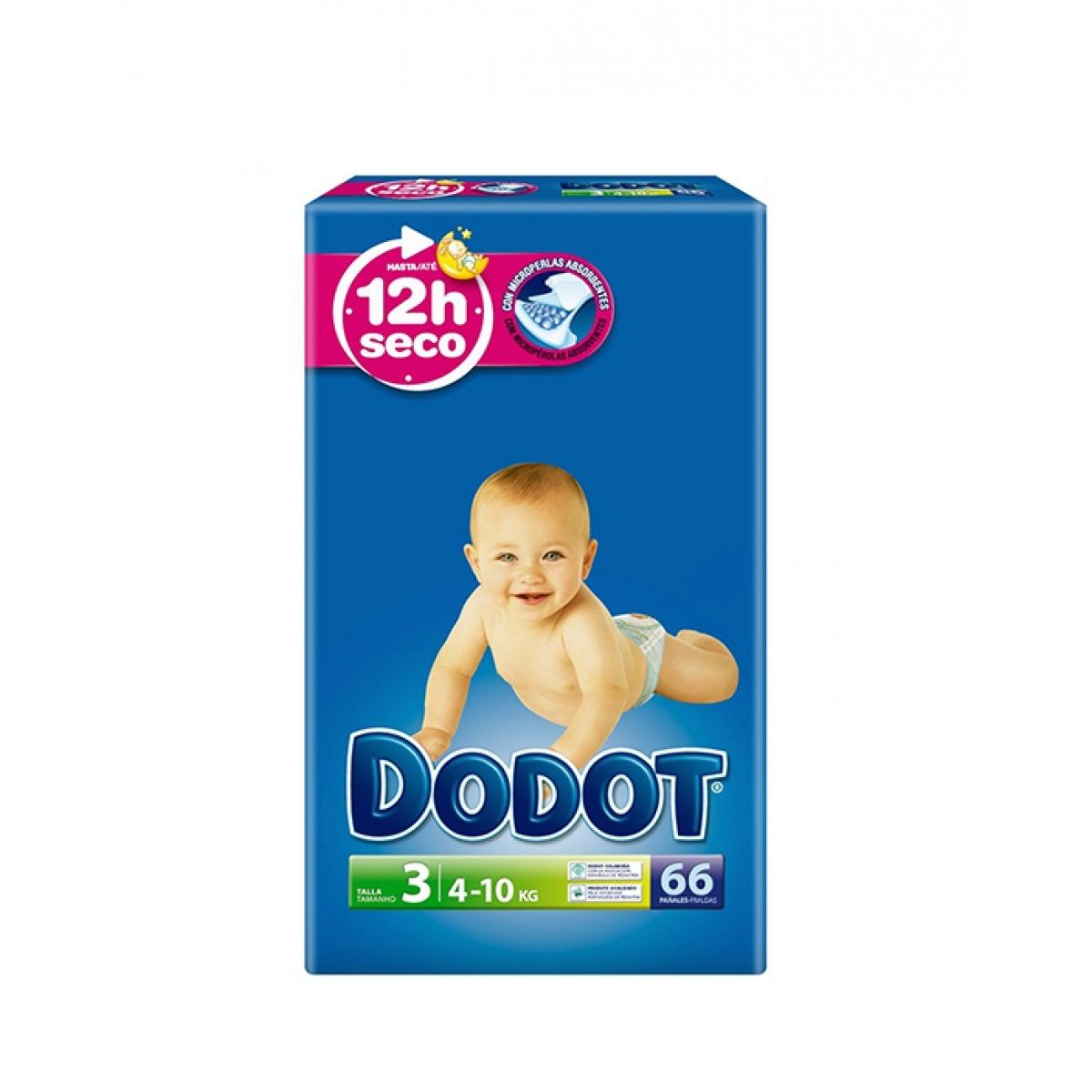 DODOT PAAL ETAPAS T3 4 10 KG 62 UNIT