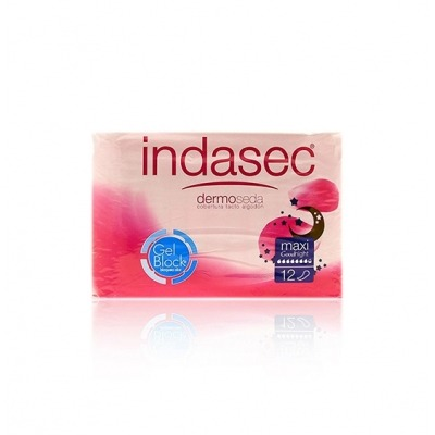 INDASEC MAXI COMPRESA PERDIDAS LEVES GOODNIGHT 1