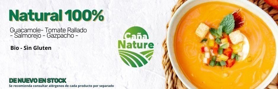 Mayo 2021 Caña Nature de Nuevo en Stock