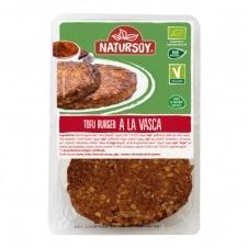 Tofu Burguer a la Vasca 150gr Natursoy