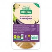 Hambruguesa vegana seitan y berenjena 160gr Biogra