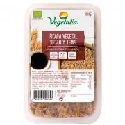 Picada vegetal seitan y tempeh eco 250gr Vegetalia