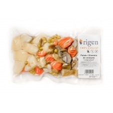 Patata y Menestra de verduras al vacío 300gr Origen