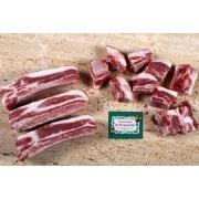 Costillas de cerdo Bio 500gr Ecoviand