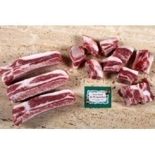 Costillas de cerdo 500gr Bio Ecoviand