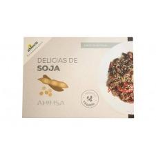Delicias de soja veganas 250gr Ahimsa