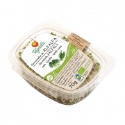 Germinado de alfalfa y rúcula Bio 70Gr Vegetalia