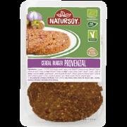 Hamburguesa vegetal de Cereales Provenzal Bio 2 Unidades Natursoy