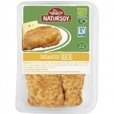 Chick & Veggie con Queso 170gr Bio Natursoy