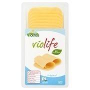 Queso vegano lonchas original 200gr Violife