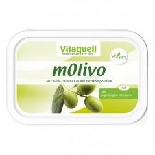 Margarina aceite de oliva 250gr Vitaquell