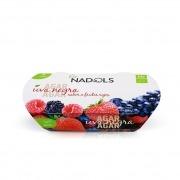 Postre de gelatina a base de Uva y Frutas del Bosque Bio 2x100 Gr Nadols