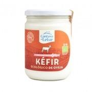 Kefir de Oveja Bio desnatado 420gr Cantero Letur