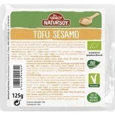 Tofu con Sésamo 125gr Natursoy