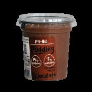 Tarrina Pudding de Chocolate 120gr Clarbou PR-OU
