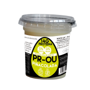 Tarrina clara de huevo Piña Colada sin gluten 120gr PR-OU