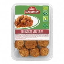 Albóndigas vegetales 230gr Bio Natursoy