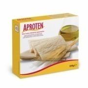 Crackers tostados bajo en proteinas 250gr Aproten