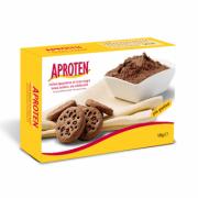Galletas Frollino chocolate sin azucar bajas en proteinas 180gr Aproten