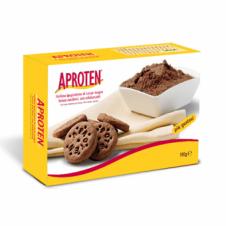 Galletas mantequilla con chocolate aprotéicas 180gr Aproten