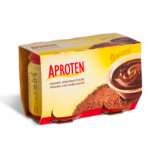 Postre aprotéico de Cacao 2x120gr Aproten