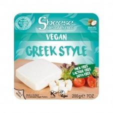 Queso vegano en bloque estilo griego 200gr Sheese