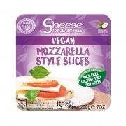 Lonchas veganas estilo Mozzarella 200gr Sheese
